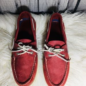 Sherry Richtown boat shoes size 10.5